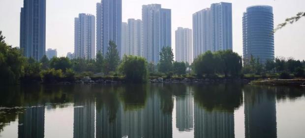 都市桃源实景呈现!一席瞰河宅,阔境悦繁华!